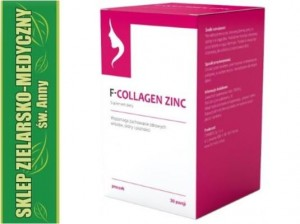 F-COLLAGEN ZINC  PROSZEK 30 PORCJI